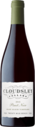 Cloudsley Cellars 2015 Glen Elgin Vineyard Pinot Noir