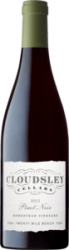Cloudsley Cellars 2015 Homestead Vineyard Pinot Noir